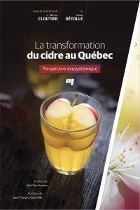 La transformation du cidre au Québec. Perspectives écocitoyennes