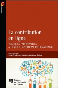 La contribution en ligne