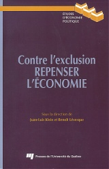 Contre l'exclusion. Repenser l'économie