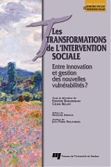 Les transformations de l'intervention sociale