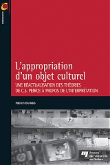 L' appropriation d'un objet culturel