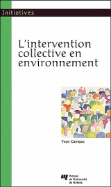 L' intervention collective en environnement