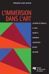 L' immersion dans l'art
