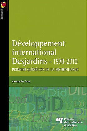 Développement international Desjardins - 1970-2010