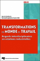 Transformations du monde du travail