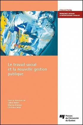 e108401ad5a Le travail social et la nouvelle gestion publique — Presses de l Université  du Québec