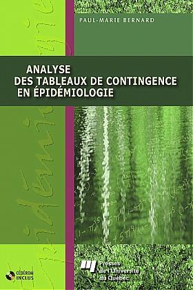 Analyse Des Tableaux De Contingence En Epidemiologie Presses De L Universite Du Quebec