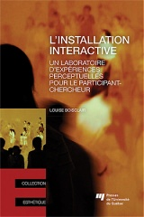 L' installation interactive