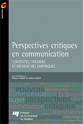 Perspectives critiques en communication