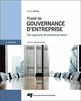 Traité de gouvernance d'entreprise, 2<sup>e</sup> édition