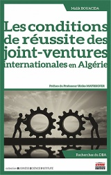 Les conditions de réussite des joint-ventures internationales en Algérie