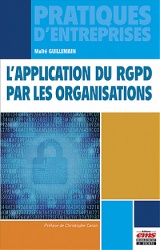 L' application du RGPD par les organisations