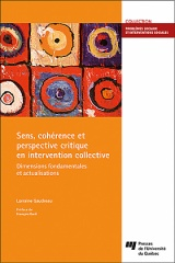 Sens, cohérence et perspective critique en intervention collective