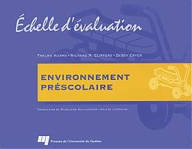 Chelle d 39 valuation de l 39 environnement pr scolaire 2 - Grille d evaluation immigration quebec ...