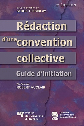 Rédaction d'une convention collective