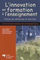 L' innovation en formation à l'enseignement